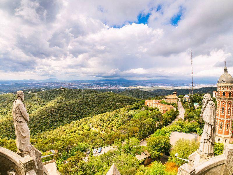 Покорить вершину Тибидабо - экскурсия в Барселоне