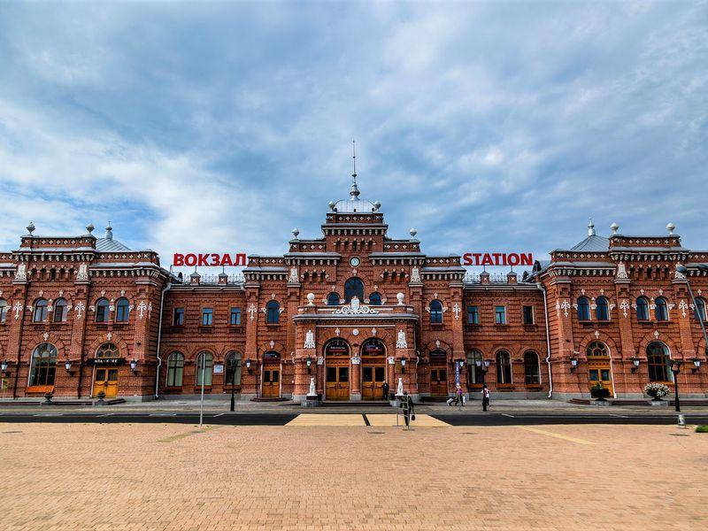 По Казани на трамвае - экскурсия в Казани