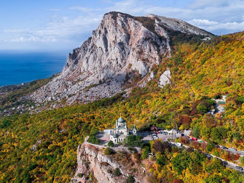 Волшебный мир горного Крыма - экскурсия в Севастополе