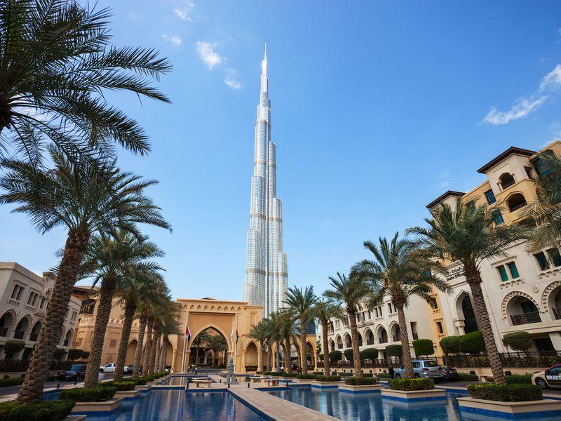 Феноменальный Дубай - экскурсия в Дубае