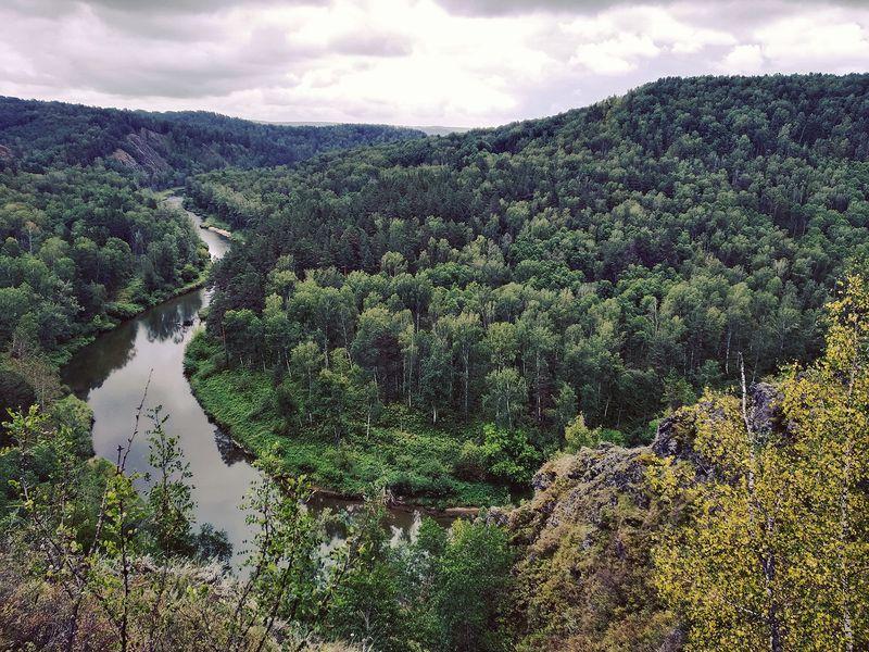 Бердские скалы, водопады иСвятой Ключ - экскурсия в Новосибирске