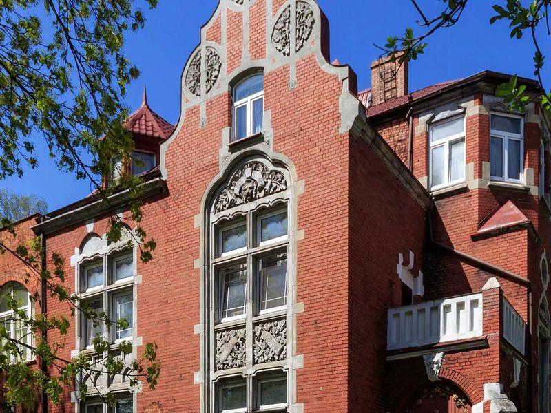 Амалиенау и Ратсхоф: очарование старинных кварталов - экскурсия в Калининграде