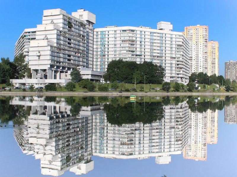Северное Чертаново— район будущего - экскурсия в Москве