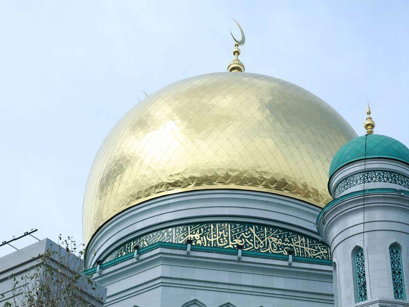 Соборная Мечеть— восточный шедевр Москвы - экскурсия в Москве