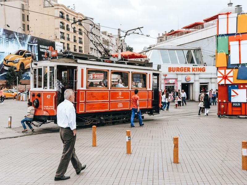 Стамбул — первое знакомство - экскурсия в Стамбуле