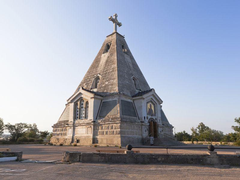 Северная сторона Севастополя - экскурсия в Севастополе