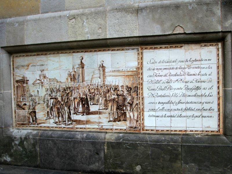 Готический квартал в деталях - экскурсия в Барселоне