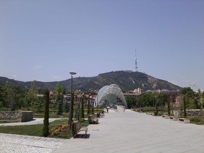 Секрет Тбилиси - экскурсия в Тбилиси