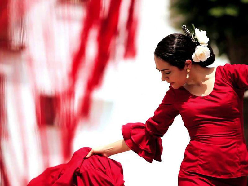 Шоу фламенко, прогулка поСтарому городу итапас-ужин - экскурсия в Барселоне