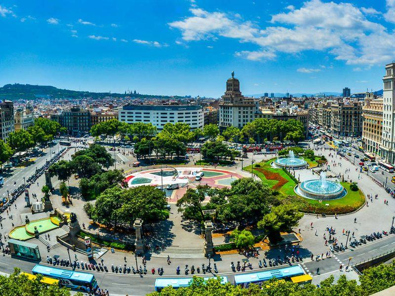 Топ-Барселона: крыши и Готический квартал - экскурсия в Барселоне