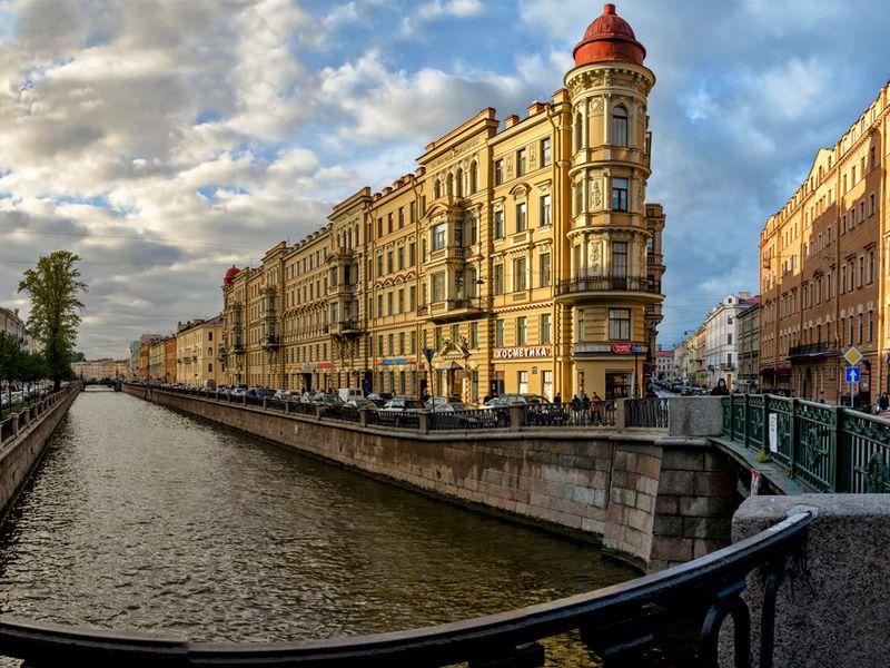 Последам «Преступления инаказания» - экскурсия в Санкт-Петербурге