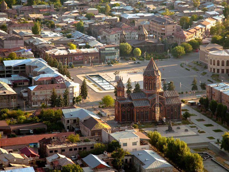 Колорит старого Гюмри - экскурсия в Ереване