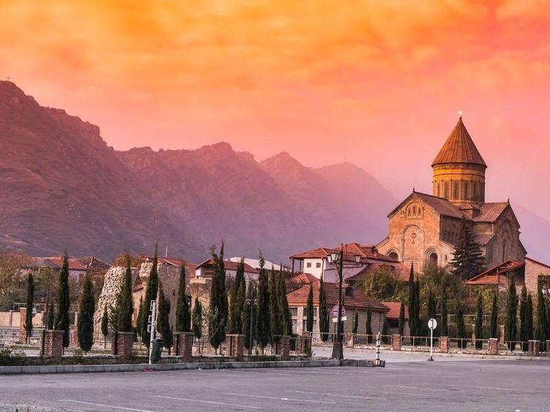 Сакральная Мцхета и легендарный Боржоми - экскурсия в Тбилиси