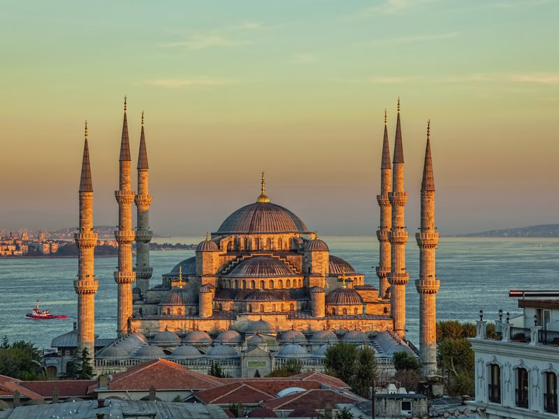 Со Стамбулом на «ты»! - экскурсия в Стамбуле