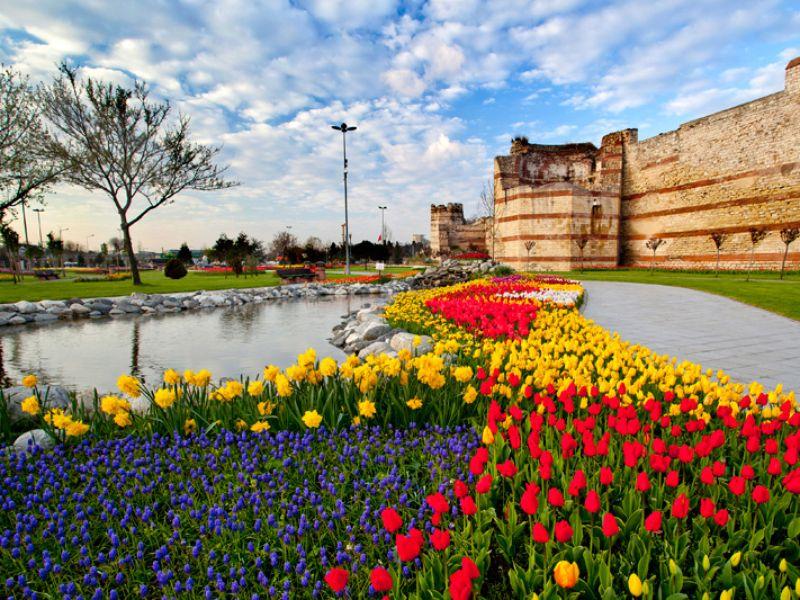 Османские султаны и их тюльпаны - экскурсия в Стамбуле