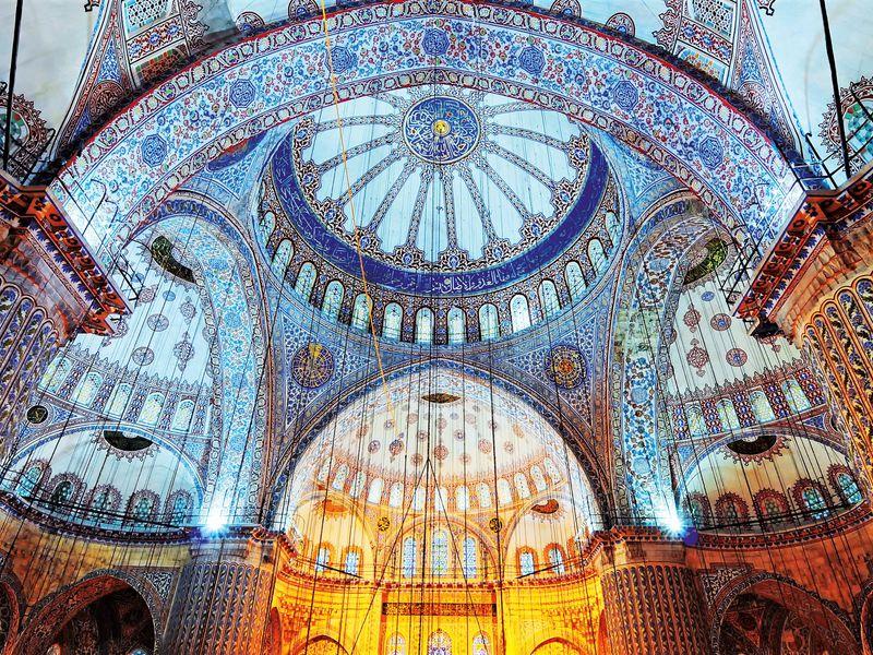 Стамбул — восточная сказка - экскурсия в Стамбуле
