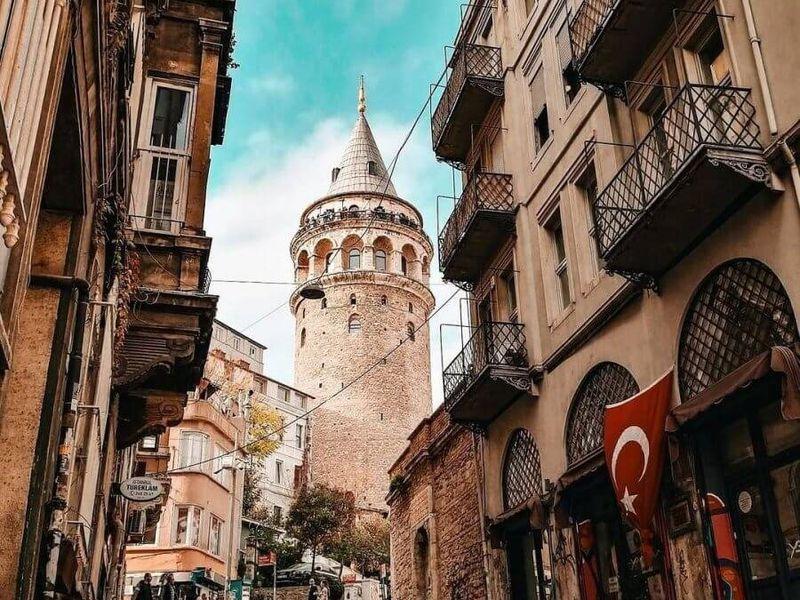 Стамбул вгармонии прошлого инастоящего - экскурсия в Стамбуле