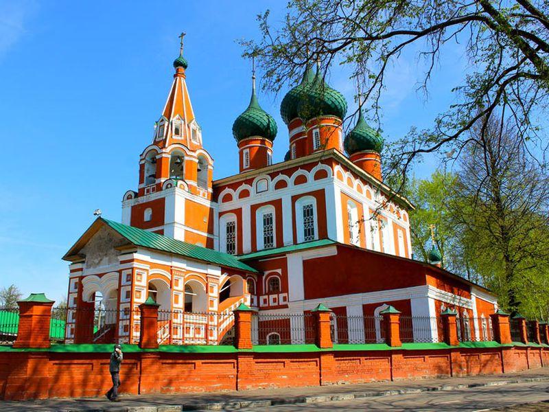 Многоликий Ярославль - экскурсия в Ярославле