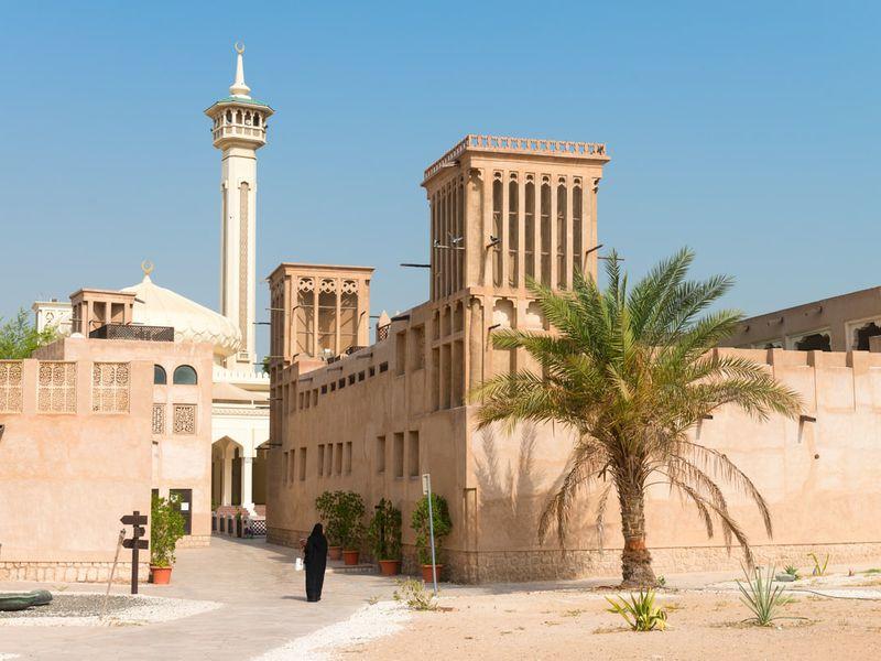 Дубай старинный и современный - экскурсия в Дубае