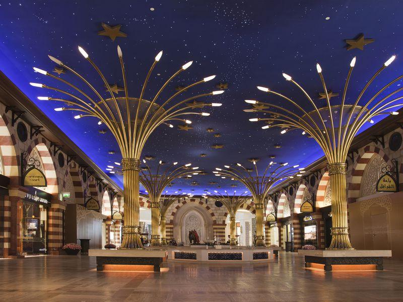 Дубай — первая встреча - экскурсия в Шардже