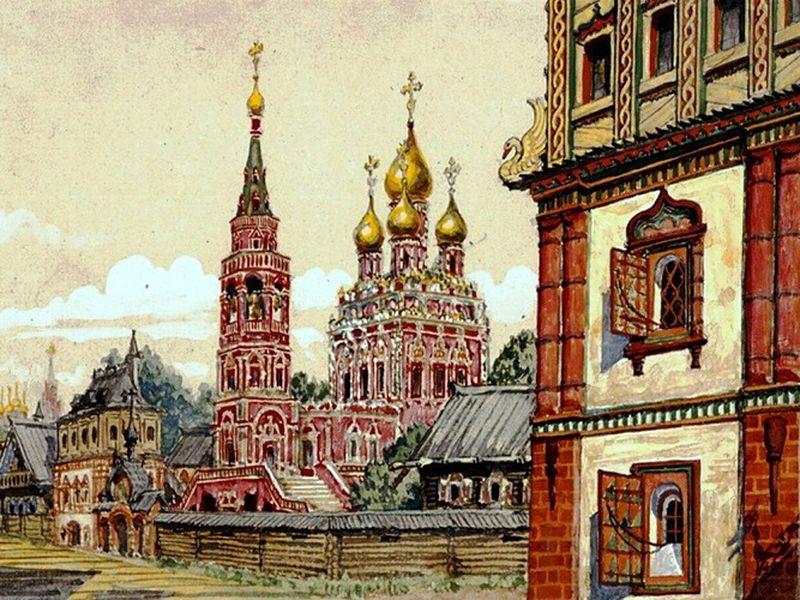 Старая Москва— послободам Заречья - экскурсия в Москве