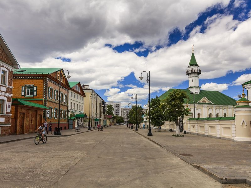 Казань— краса Востока - экскурсия в Казани
