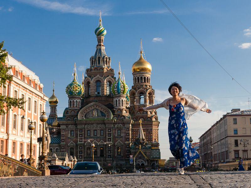 Фото-экскурсия «Классический Петербург» - экскурсия в Санкт-Петербурге