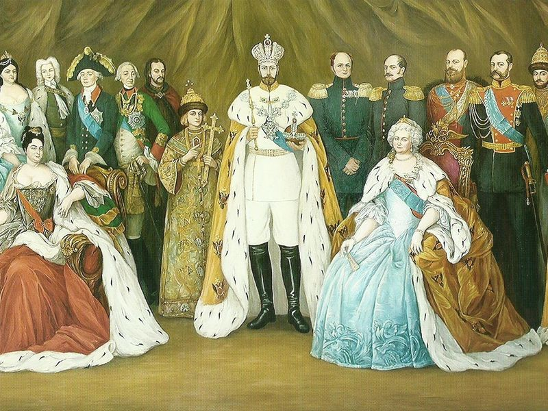 Дворцы и тайны Романовых - экскурсия в Санкт-Петербурге