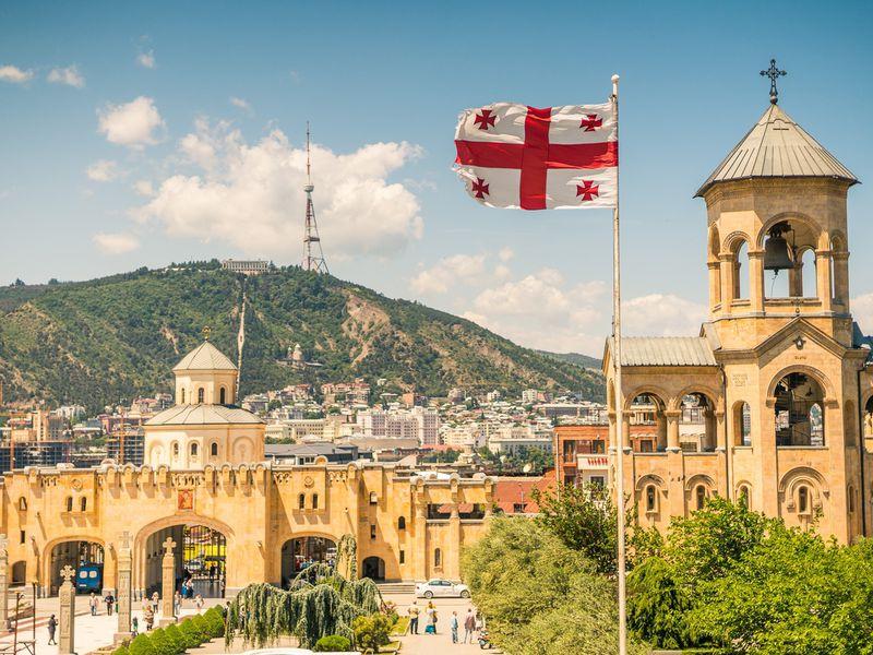 Тбилиси по полочкам - экскурсия в Тбилиси