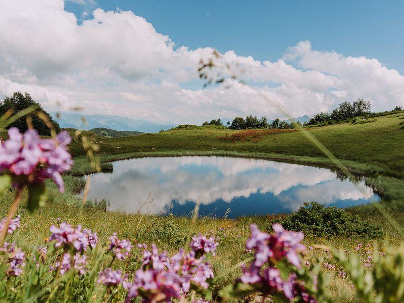 Джип-тур наХмелевские озера - экскурсия в Сочи