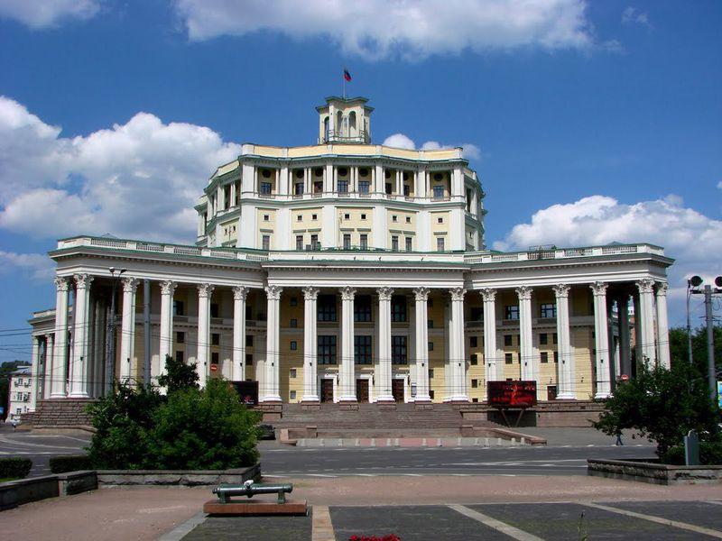 Загадочный район Божедомка - экскурсия в Москве