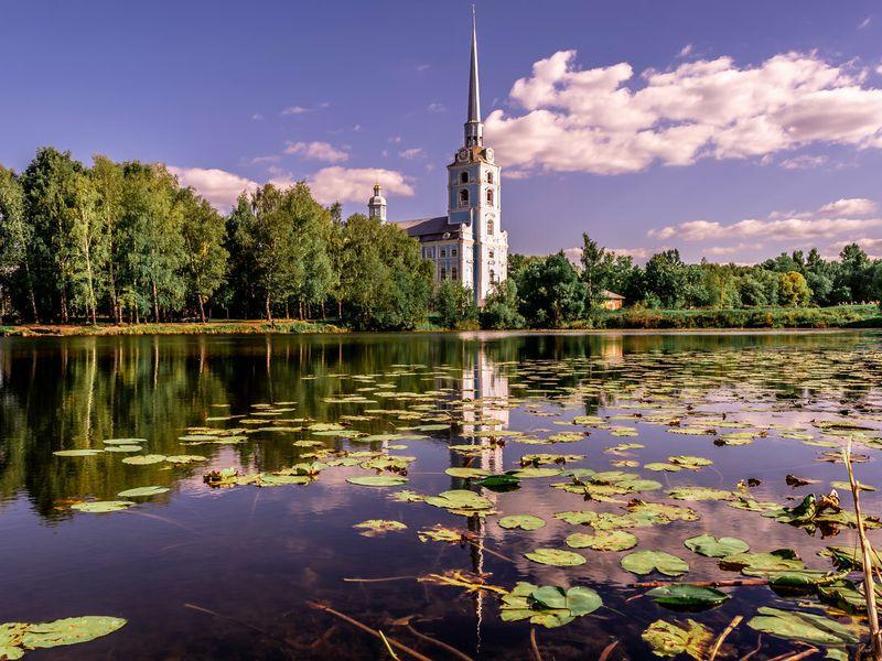Малоизвестный Ярославль - экскурсия в Ярославле