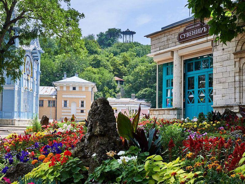 Золотое кольцо Кавказа: 5 городов за 1 день - экскурсия в Железноводске