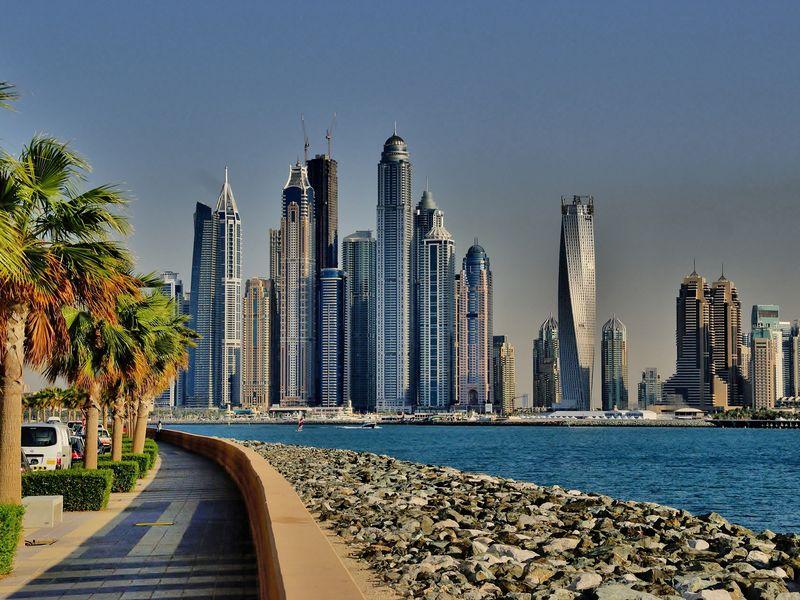 Дубай— украшение Персидского залива - экскурсия в Дубае