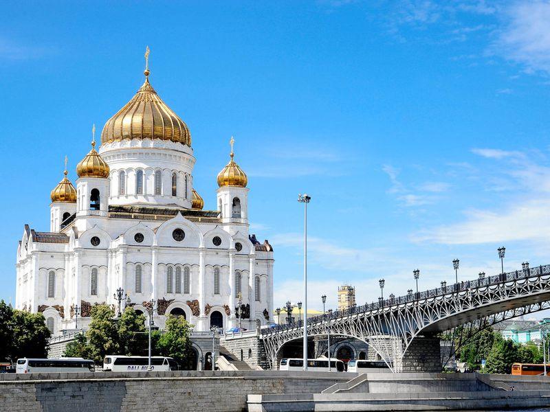 Все охраме Христа Спасителя - экскурсия в Москве