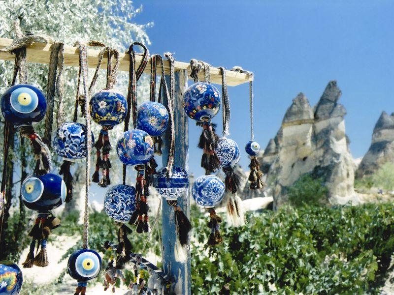 Волшебные долины Каппадокии - экскурсия в Каппадокии