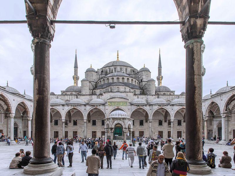 15 чудес Стамбула. Групповая экскурсия - экскурсия в Стамбуле