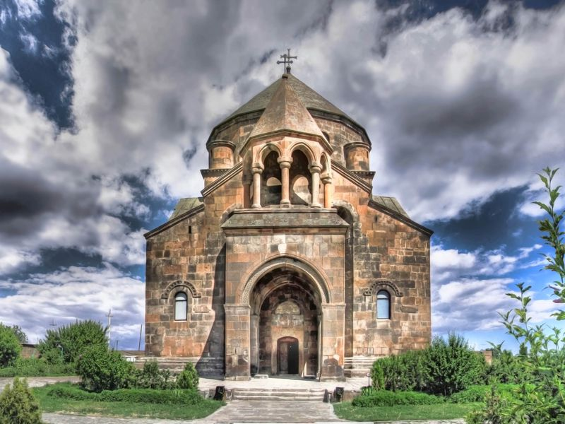 Древности Мецамора и храмы Эчмиадзина - экскурсия в Ереване