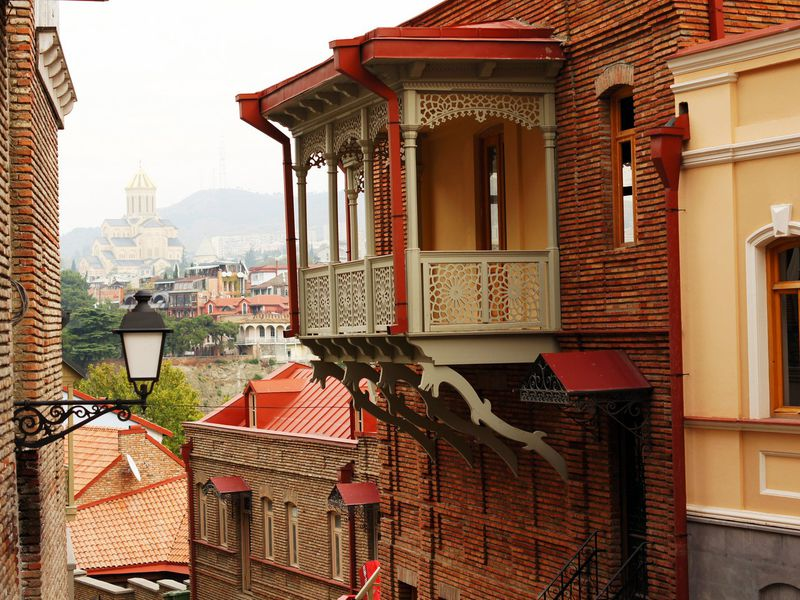Адреса любви вТбилиси - экскурсия в Тбилиси