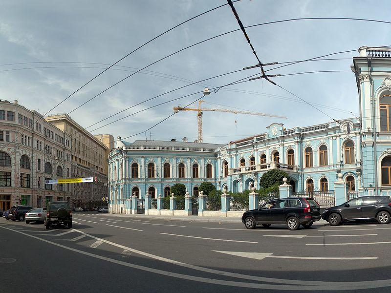 Мясницкая – разные эпохи московской жизни - экскурсия в Москве