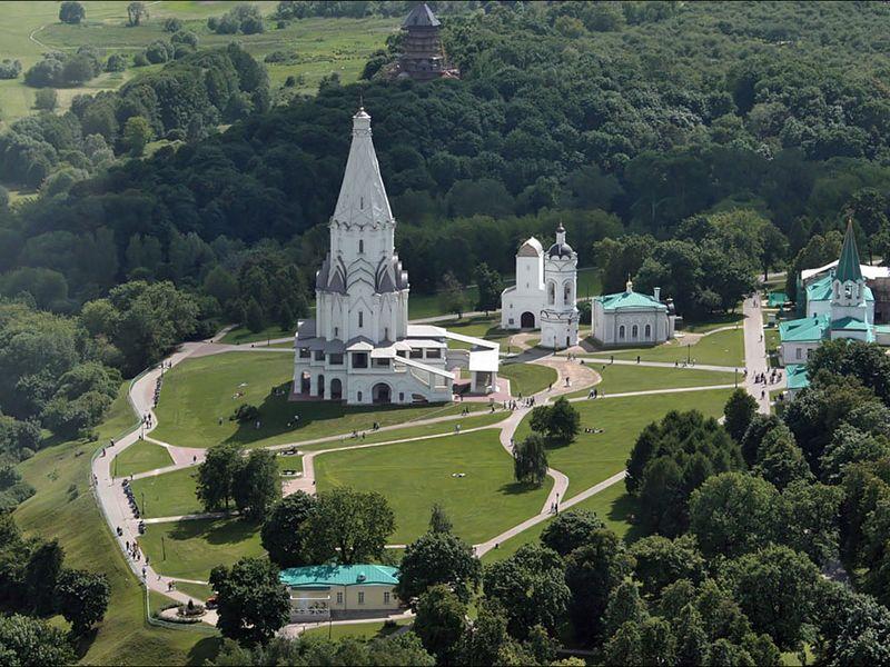 Коломенское: были и небыли самого красивого московского парка - экскурсия в Москве