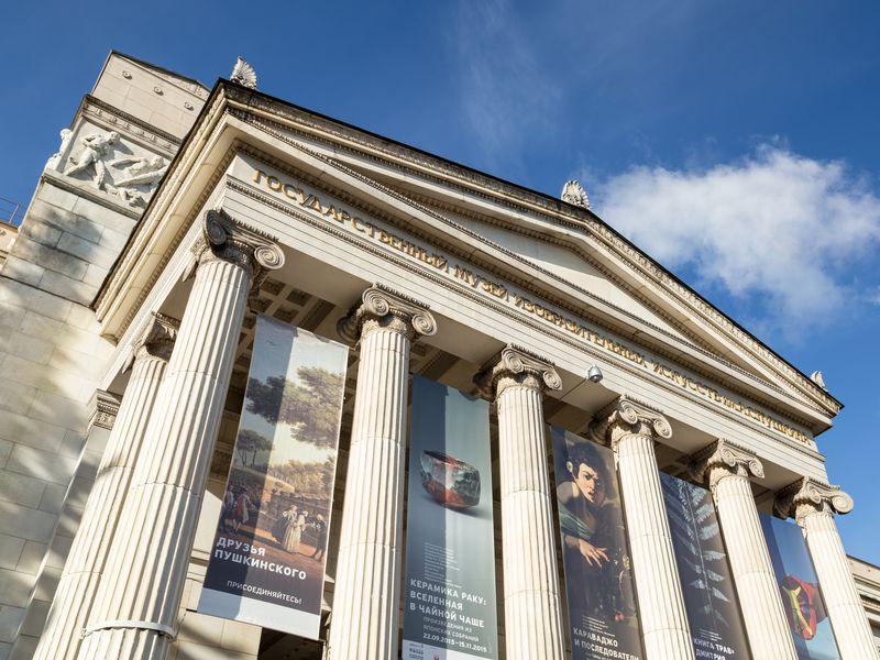 Прогулка по Пушкинскому музею: шедевры основной экспозиции - экскурсия в Москве