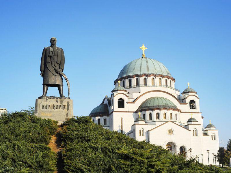 Все краски Белграда - экскурсия в Белграде