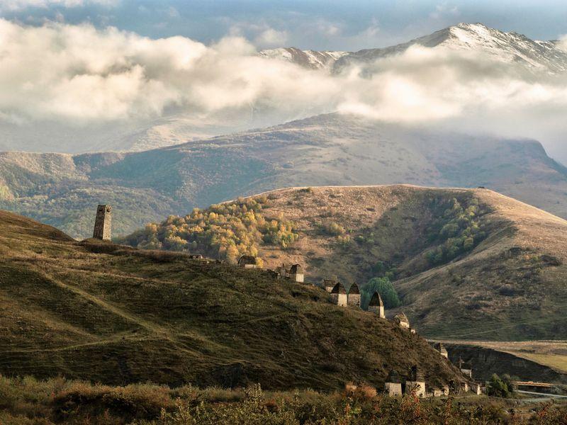 Древняя и прекрасная Осетия на групповой экскурсии - экскурсия в Владикавказе