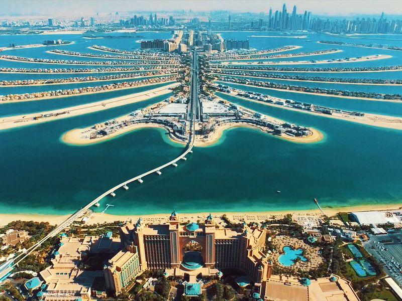 Знакомство с Дубаем - экскурсия в Дубае