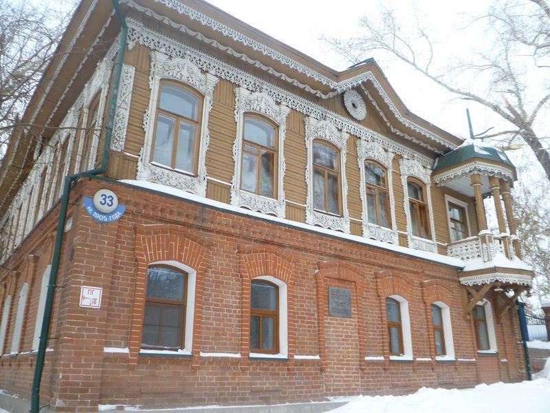 Деревянное кружево Новониколаевска - экскурсия в Новосибирске
