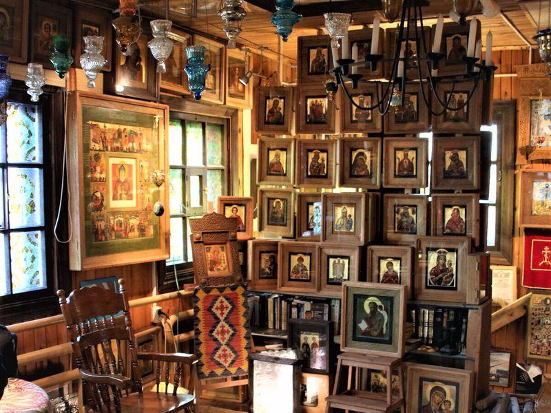 Дом иконописца - экскурсия в Москве