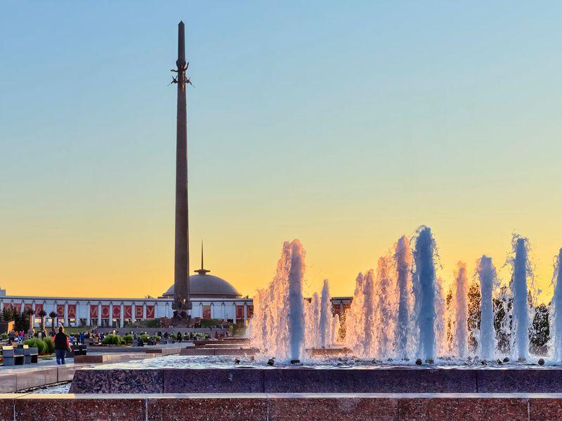 Храмы ипамятники Парка Победы - экскурсия в Москве