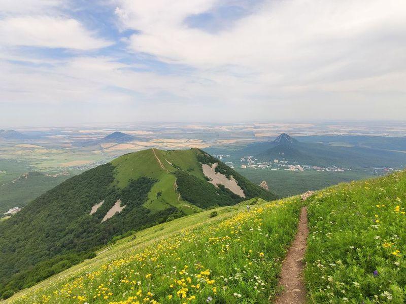 Покорение вершины Бештау - экскурсия в Пятигорске