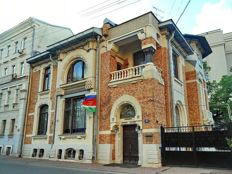Фасады и лица московского модерна - экскурсия в Москве